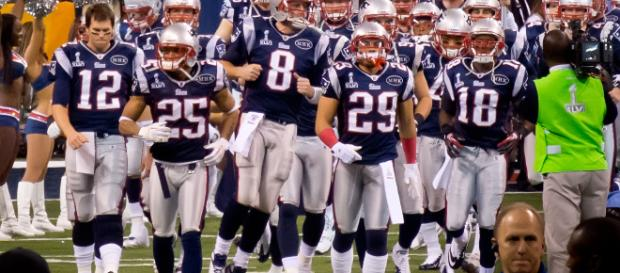 New England Patriots in action. - [SAB0TEUR / Wikimedia Commons]