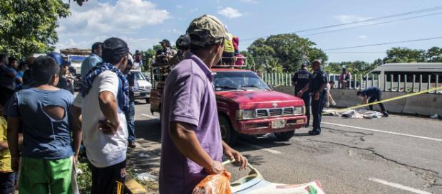 La caravana de inmigrantes sigue avanzando hacia EE.UU. - cnn.com