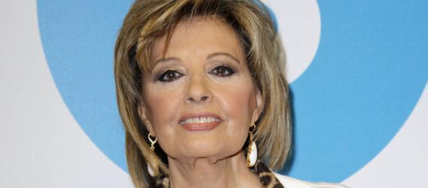 María Teresa Campos seguirá ligada a Mediaset tras finalizar 'Qué ... - diariodealmeria.es