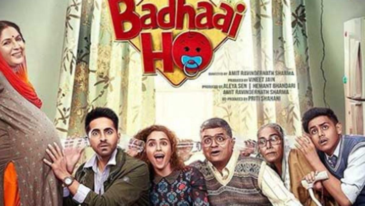 Hindi Film Badhai Ho Review A Family Drama With Difference
