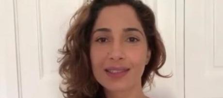Coronel do Exército, que é apoiador de Bolsonaro, atacou a atriz em um vídeo
