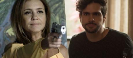 Laureta mata Du Love na novela Segundo Sol