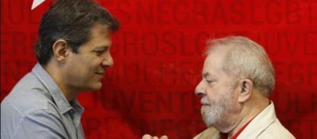 Lula escreve carta faltando três dias para o segundo turno