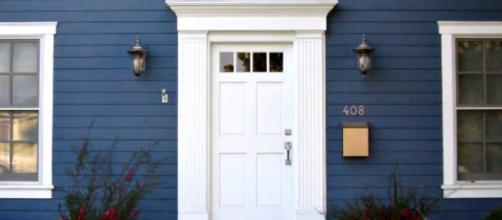 A porta de entrada é o cartão de visita da residência.