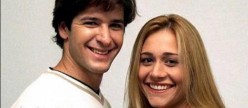 Alessandra Negrini e Murilo tem um filho juntos.