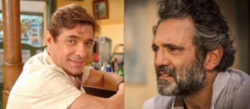 Alguns atores que morreram na mesma época em atuavam em novelas da Globo. (foto reprodução)