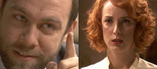 Anticipazioni Il Segreto: Fernando denigra Irene prima delle nozze con Severo