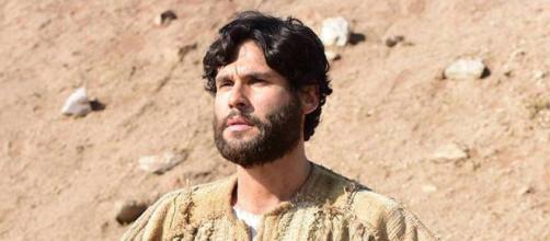 Cena da novela Jesus, da Record TV (foto Reprodução)