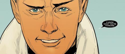 Charles Xavier após tomar o corpo de Fantomex e voltar à vida.
