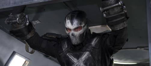 Crossbones will return in 'Avengers 4.' - [Collider / YouTube screencap]