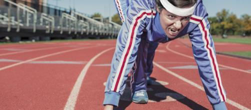 Exercitar o corpo é uma das dicas para o concursando se manter bem