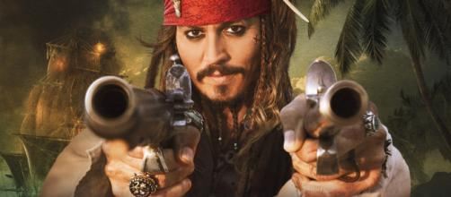 Johnny Depp não será mais o capitão Jack Sparrow.