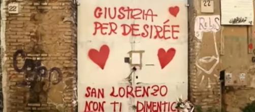Omicidio Desirée: la reazione della madre di Pamela Mastropietro - Foto-TG2000-YouTube.