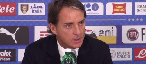 Roberto Mancini, ct dell'Italia