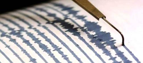 Terremoto magnitudo 6.6 della scala Richter nel Mar Ionio