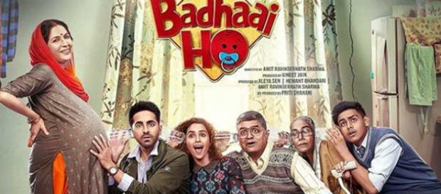 Badhai Ho Movie released on Oct 19 (Image via Dailymotion)