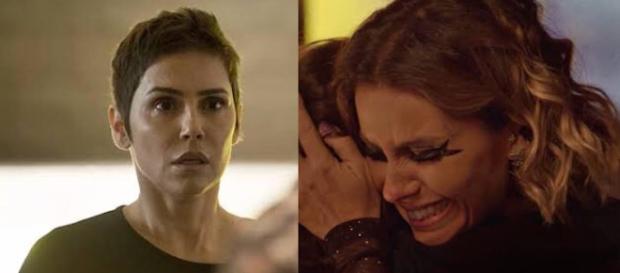 Karola ainda passará por maus bocados antes de ser perdoada por Luzia.