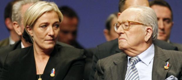 Marine Le Pen ne veut pas de son père pour les élections européennes