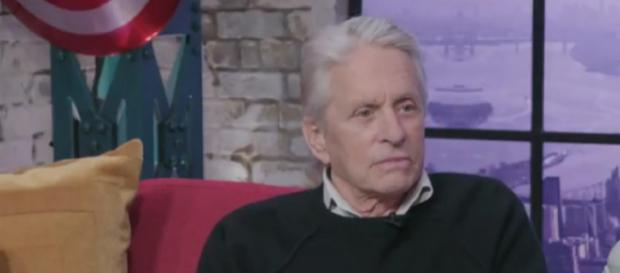 Michael Douglas talks 'Ant-Man', Marvel and the Quantum Real [Image courtesy – ET Canada YouTube video]