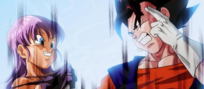 Dragon Ball Multiverse: Die Geschichte um Vegettos Tochter - Bras Potential