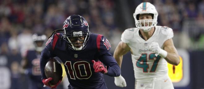 Houston Texans suma su 5ta victoria seguida en paliza de 42 a 23 en casa ante los Dolphins