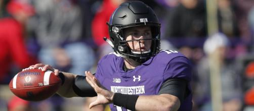 Five players stood out in Northwestern's win over Wisconsin. [image source: mymotherlode.com/YouTube]