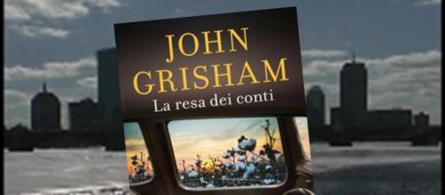 Cover del nuovo giallo di John Grisham
