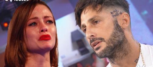 Gf Vip, Silvia Provvedi preoccupata per Corona: 'Non l'ho visto bene, era trasandato'.