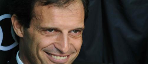 Juventus mister masimiliano allegri