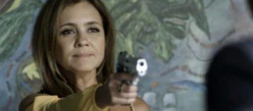 Laureta atira em Du Love e se torna fugitiva da polícia