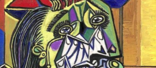 Picasso e la scomposizione della figura