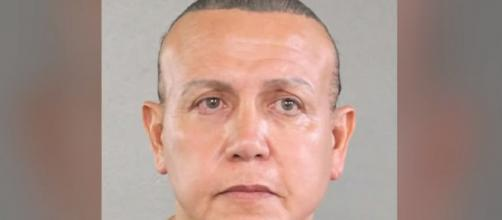 This is Cesar Sayoc, the Florida man suspected of sending pipe bombs – Image credit – Screen Capture   Fix News   YouTube.