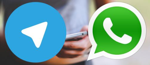 Las 6 diferencias entre WhatsApp y Telegram