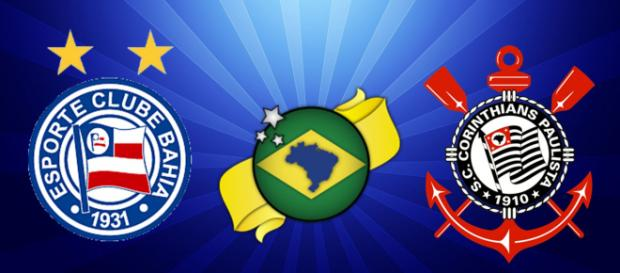 Ao vivo pelo Brasileirão: Corinthians x Bahia
