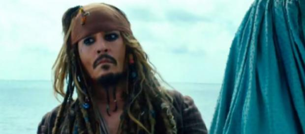 Can Johnny Depp be replaced as Captain Jack Sparrow? [Image courtesy - Daily Pop, E! News YouTube video]