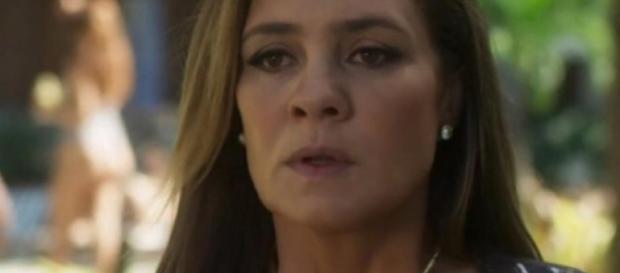 Laureta personagem de Segundo Sol. (foto reprodução).