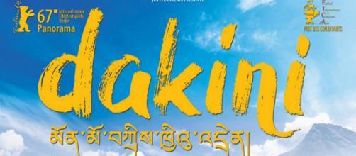 """Extrait de l'affiche du film """"DAKINI"""""""