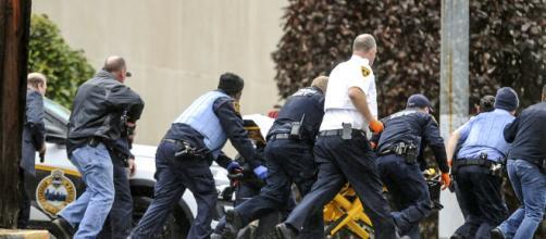 Once muertos en ataque a sinagoga en Pittsburgh