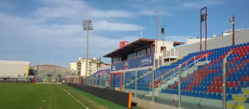 Stadio Crotone Ezio scida Serie B