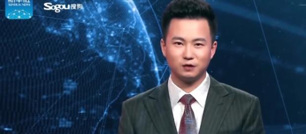 Cina: debuttano i primi anchorman virtuali.