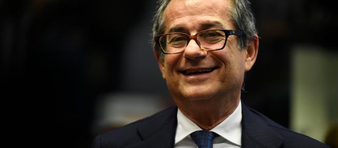 MEF, Giovanni Tria: 'Avrei preferito un livello di deficit/PIL più basso per la manovra'