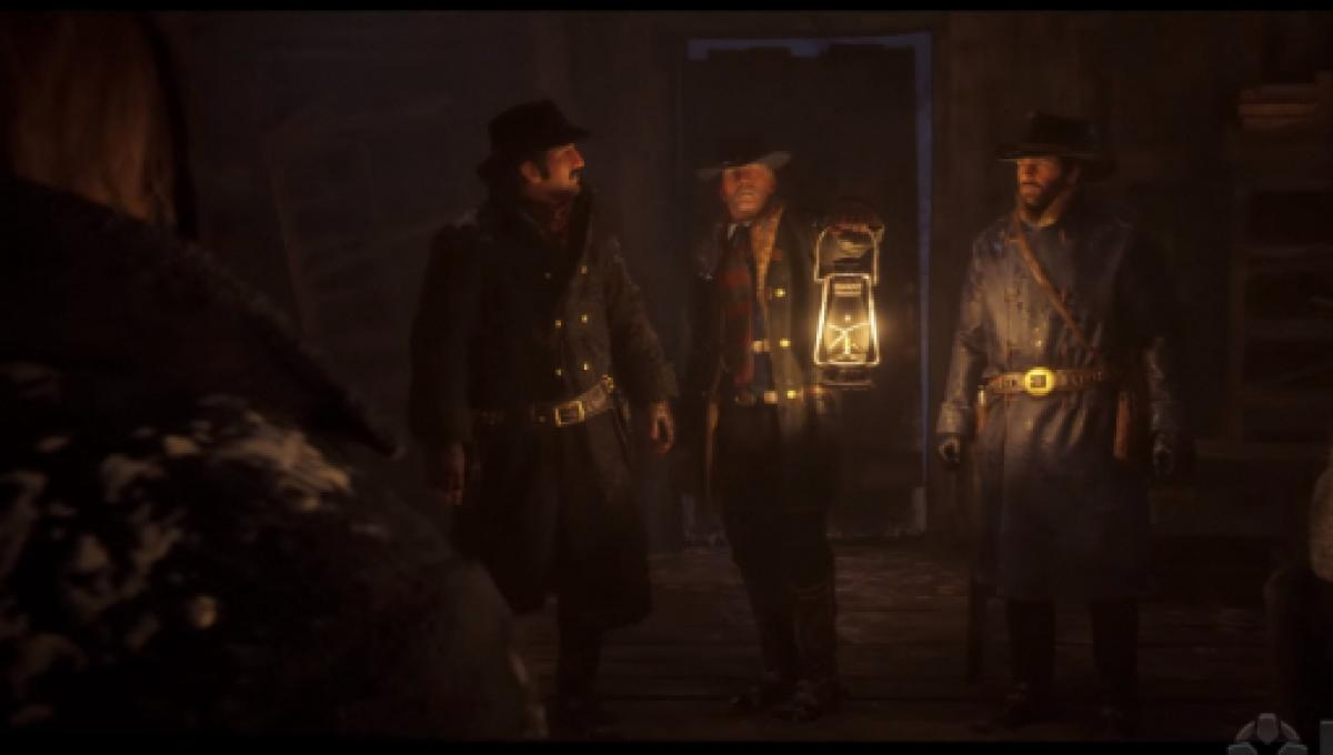 Red Dead Redemption 2 Update: New clues for PC version spotted in