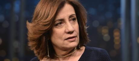 Jornalista da Rede Globo, Miriam Leitão