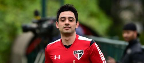Daniel, ex-jogador do São Paulo, é encontrado morto aos 24 anos de idade. (foto reprodução).
