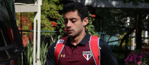Daniel tinha contrato com o São Paulo até dezembro