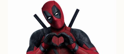 Deadpool, personagem do filme de ação e comédia americanodirigido por Tim Miller e distribuído pela 20th Century Fox (Reprodução/Internet).