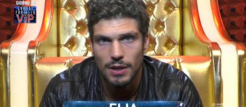 Elia Fongaro eliminato dal Grande Fratello: settima puntata