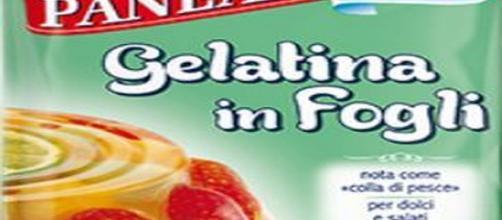 Gelatina Paneangeli ritirata dal mercato perchè potrebbe essere pericolosa per la salute