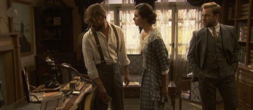 Il Segreto anticipazioni: Maria e Gonzalo tornano, Esperanza è morta
