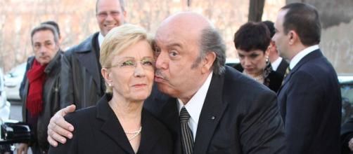Le foto di Lino Banfi e la moglie Lucia Zagaria - fanpage.it